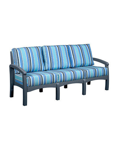 CRP Products Bay Breeze Coastal Collection - Slate Grey/Dolce Oasis