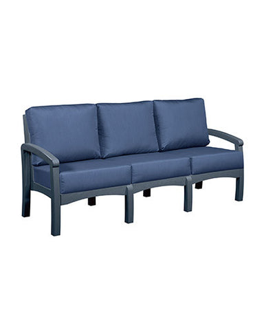 CRP Products Bay Breeze Coastal Collection - Slate Grey/Indigo Blue
