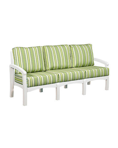 CRP Products Bay Breeze Coastal Collection - White/Foster Surfside