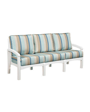 CRP Products Bay Breeze Coastal Collection - White/Gateway Mist