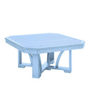 "CRP Products St. Tropez 35"" Square Cocktail Table"