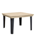 "CRP Products Generation Line 47"" Square Dining Table"