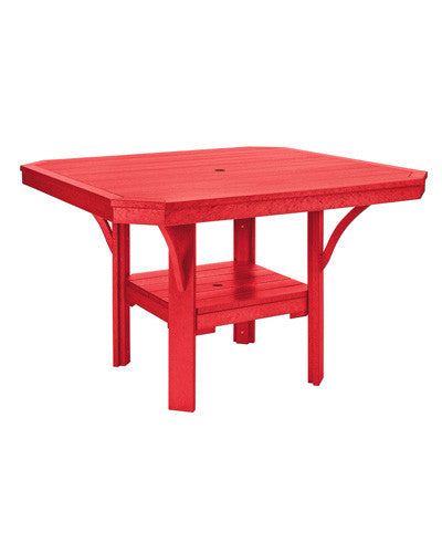 "CRP Products St. Tropez 45"" Square Dining Table"