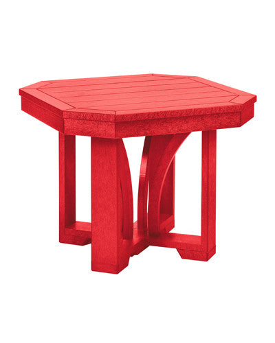 "CRP Products St. Tropez 24"" Square End Table"
