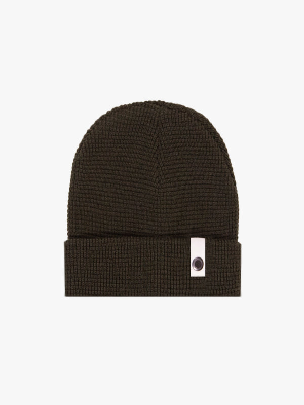Union Olive Beanie