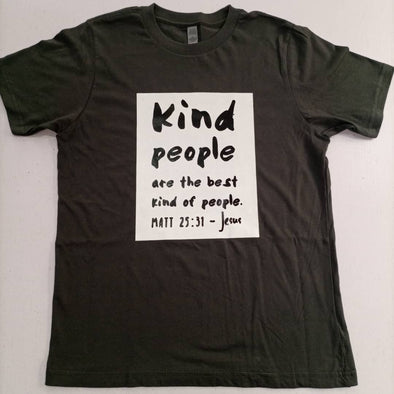 Boys Kind People are the best kind of people T-Shirt