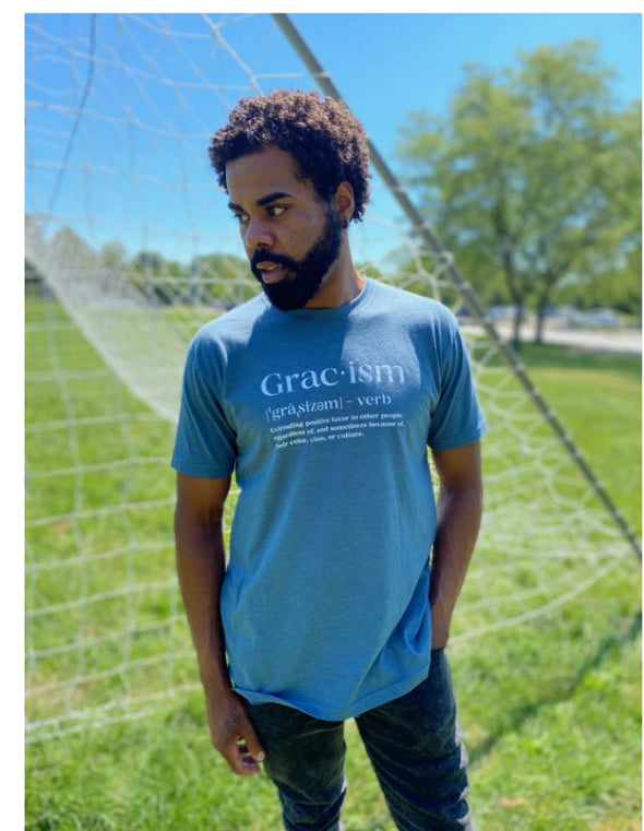 Unisex | Gracism | Relaxed  Fit T-Shirt
