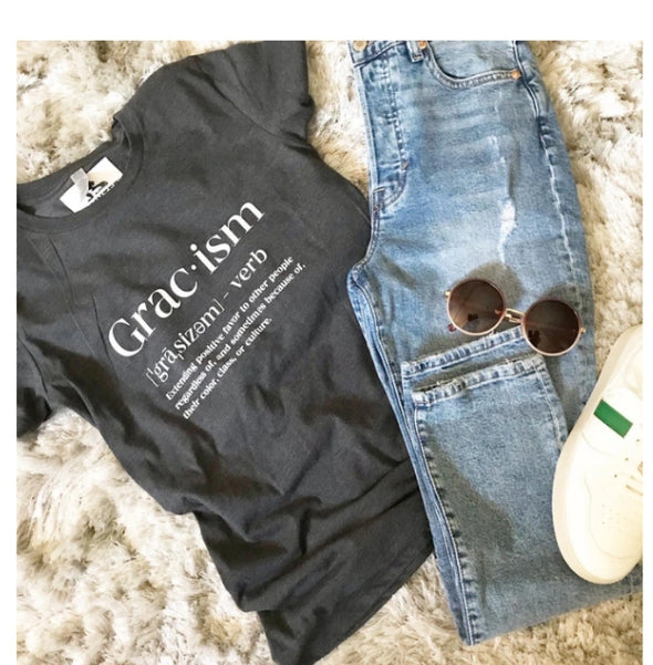 Ladies | Gracism | Fitted T-Shirt