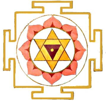 Bagalamukhi Yantra (to overcome enmity)