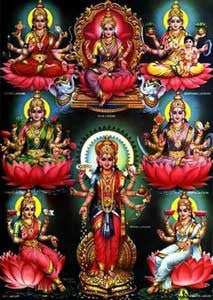 Varalakshmi Pooja for married Women