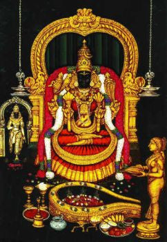 Kamakshi Amman Temple Kanchipuram - Pariharam for Delay in Marriage