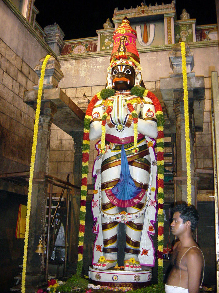 Nammakal Hanuman Temple (For Removal of Sani / Rahu Dosham etc.)