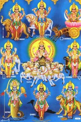 Navagraha Temple Pooja Package