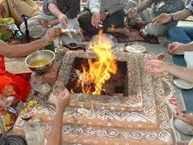 Customized Homam / Special Yagna