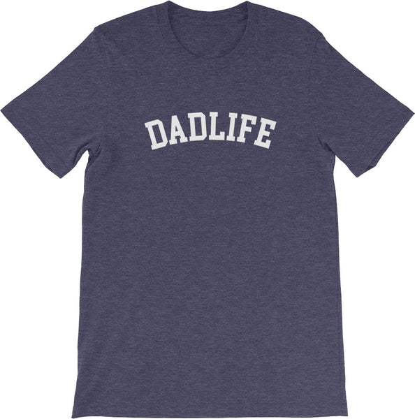 DAD LIFE HEATHER NAVY