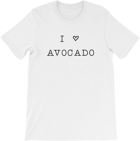 I LOVE AVOCADO