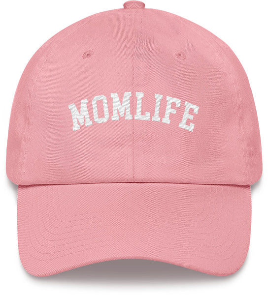 I LOVE THIS! | MOM LIFE HAT PINK