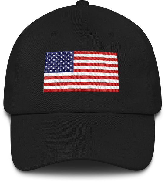 USA FLAG CAP | Customizable | Exclusively Made | FREE SHIPPING