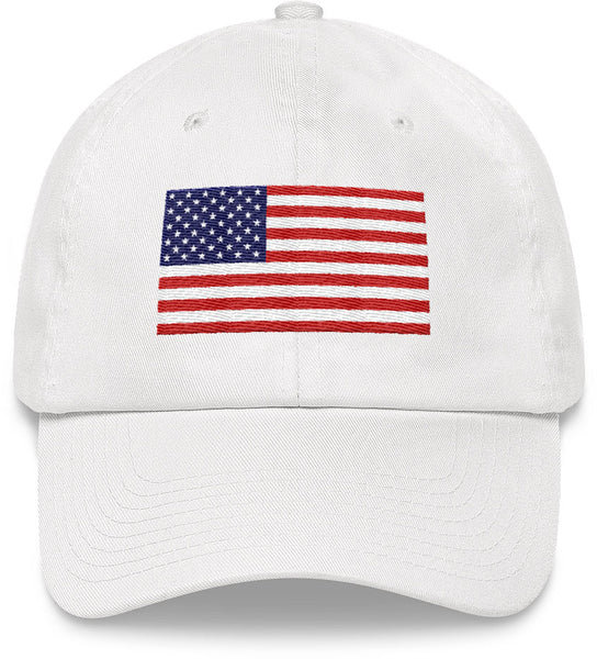 USA FLAG HAT | Customizable | Exclusively Made | FREE SHIPPING