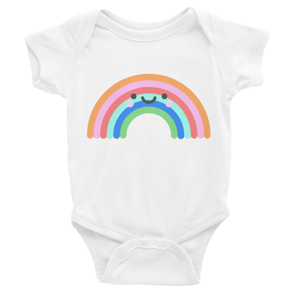 Kawaii Rainbow Baby Onesie | Babies & Kids - little cutees - 2