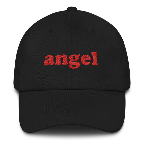 ANGEL HAT [DAD HAT]