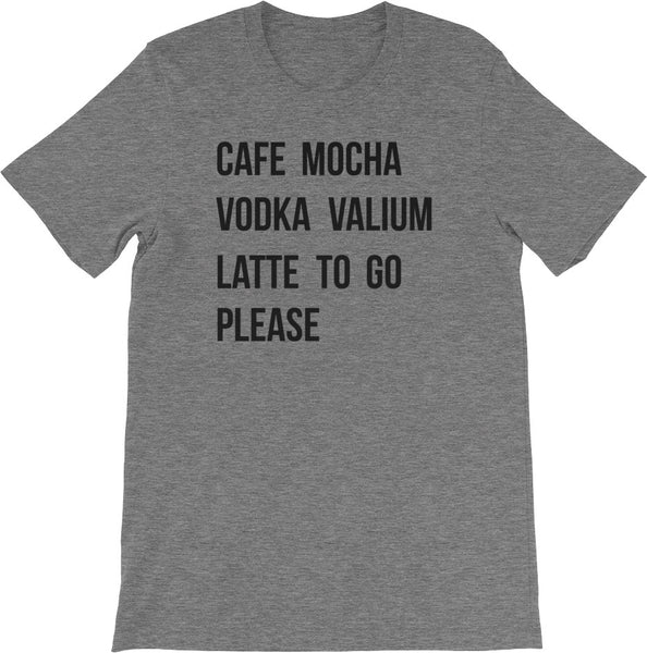 COFFEE LOVERS GIFTS | FUNNY COFFEE SHIRTS | GIFTS FOR COFFEE LOVERS
