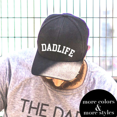 DAD LIFE HAT | DAD GIFTS | DAD BIRTHDAY GIFT | PRESENT FOR DAD | NEW DAD GIFT