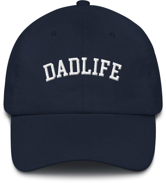 DAD LIFE HAT NAVY