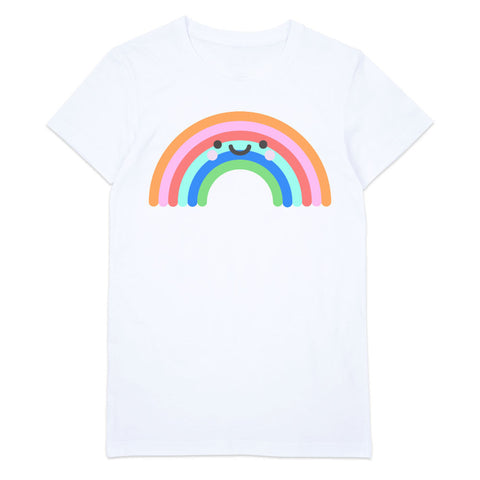 Kawaii Rainbow Shirt, T-Shirt, Tee, Top