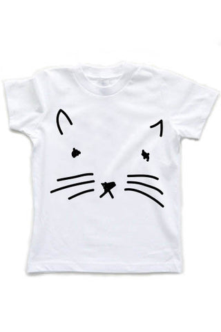 Cat T-Shirt | Kids & Babies & Women's T-Shirt - little cutees - 1