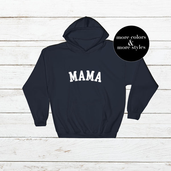 MAMA HOODIE | MAMA BEAR SHIRT | MAMA BEAR | MAMA SHIRT | GIFTS FOR MOM | #MAMA | #MOMLIFE