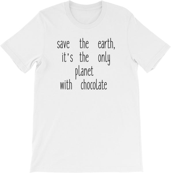 SAVE THE EARTH | MULTIPLE SIZES & COLORS