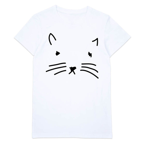 Cat T-Shirt | Kids & Babies & Women's T-Shirt - little cutees - 2