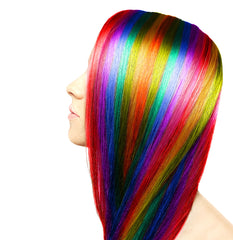 Color Hair Highlights