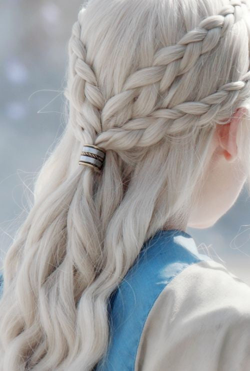 dutch braid_Daenerys_game of thrones