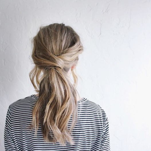 10 Easy Hairstyles to do when you are in a hurry | OneDor