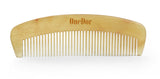 Handmade 100% Premium Quality Natural Sheep Horn Anti-Static Hair Comb
