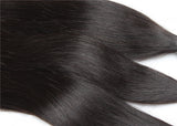 Virgin Brazilian Afro Remy Human Hair Extensions Unprocessed Natural Black Hair Weft Hair Weaving 100g/Bundle