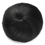Synthetic Hair Bun Extension Donut Chignon Hairpiece Wig