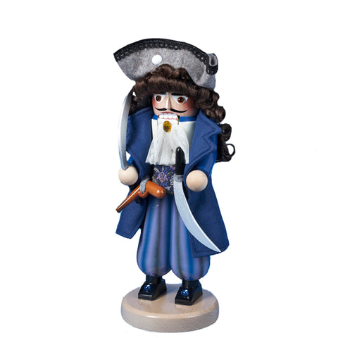 "Kurt Adler 16"" Steinbach Pirate Captain Nutcracker"