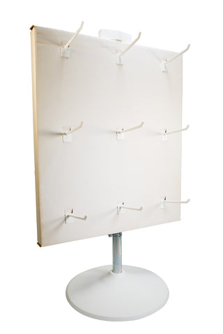 18-Hook Ornament Display Rack