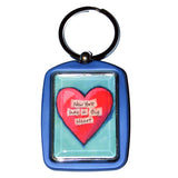 New York Has A Big Heart Souvenir Key Chain (Set Of 10)