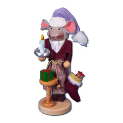 17-Inch Steinbach Night Before Christmas Mouse Nutcracker