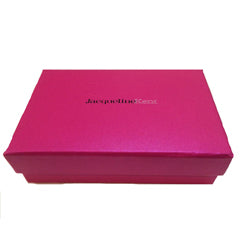 Pink Jewelry Box (Set of 10)