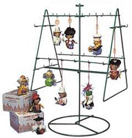 Steinbach Metal Christmas Ornament Stand