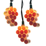 Kurt Adler UL 10-Light Wine Cork Light Set