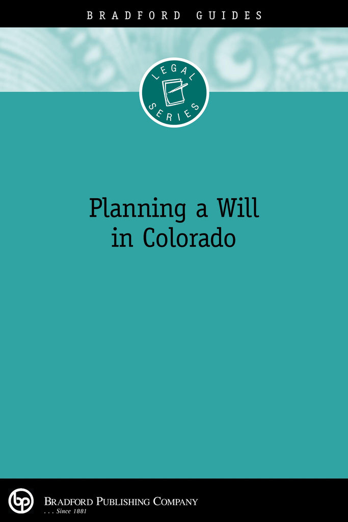 Planning A Will In Colorado