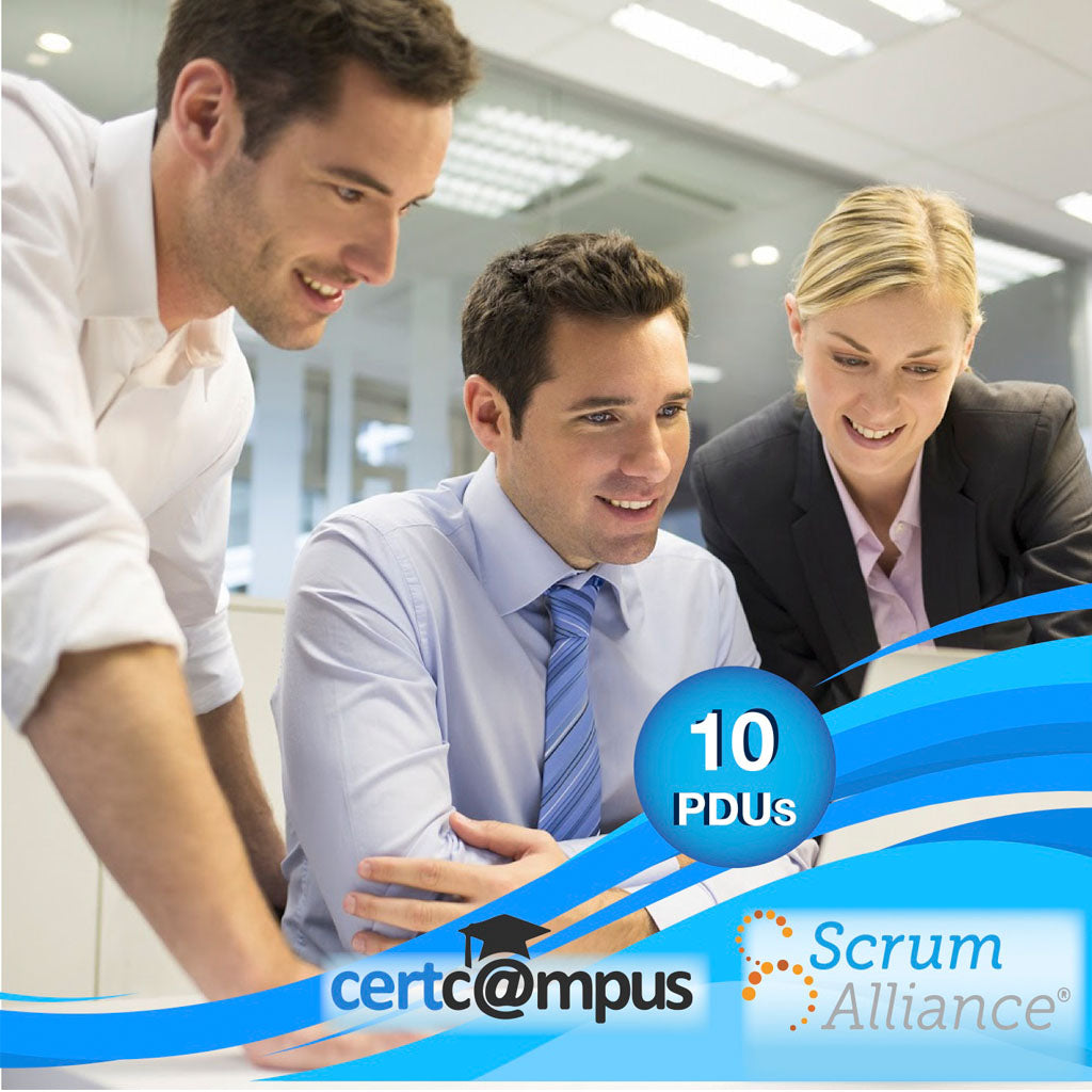 Curso SCRUM Developer Online