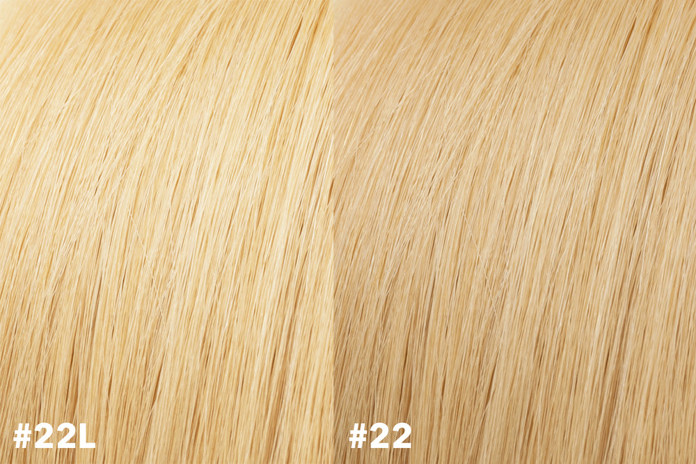 Clearance Item (20% off): #22L Weft Extensions