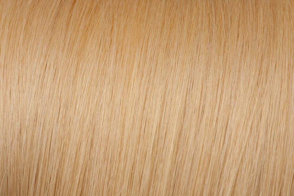 Invisible Tape Extensions: Medium Golden Blonde #24